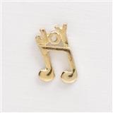 Joy of Music Gold Pin