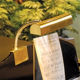 Clamp-On Piano Lamp