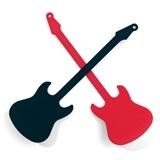 The Flipper Guitar Spatula