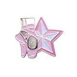 Ballet Star Enameled Pin