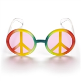 Peace Signs Party Eyewear