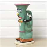 Classical Tuba Vase