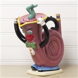 French Horn Teapot