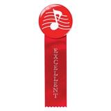 Excellent Button Ribbon Award