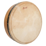 Roosebeck Tunable Mulberry Bodhran with T-bar, 14 x 3.5