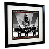 Beatles 'Ed Sullivan Show' Limited Edition Lithograph