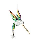 Song of the Hummingbird Glass Figurine