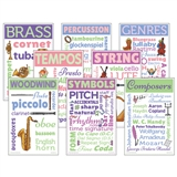 Music Chatter Charts 8-Pack