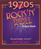 1970s Rock N Roll Quiz Cards