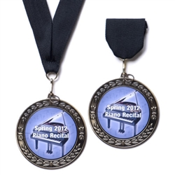 Personalized Award Medal